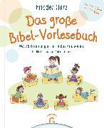 Cover-Bild zu Das große Bibel-Vorlesebuch (eBook) von Harz, Frieder