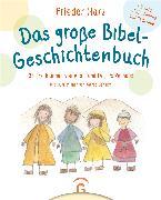Cover-Bild zu Das große Bibel-Geschichtenbuch (eBook) von Harz, Frieder