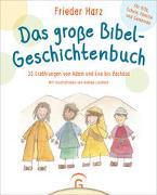 Cover-Bild zu Das große Bibel-Geschichtenbuch von Harz, Frieder