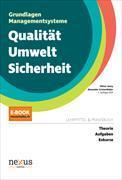 Cover-Bild zu Qualität-Umwelt-Sicherheit von Jenny, Viktor