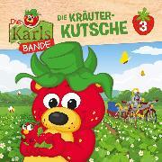 Cover-Bild zu Die Karls-Bande - Folge 3: Die Kräuter-Kutsche (Audio Download) von Disselhoff, Johannes