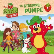 Cover-Bild zu Die Karls-Bande - Folge 1: Die Strumpel-Pumpe (Audio Download) von Disselhoff, Johannes
