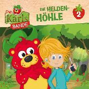 Cover-Bild zu Die Karls-Bande - Folge 2: Die Helden-Höhle (Audio Download) von Disselhoff, Johannes