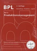 Cover-Bild zu BPL Beschaffung-Produktion-Logistik Teil 2. Produktionsmanagement von Jenny, Viktor