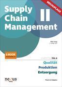 Cover-Bild zu SCM II. Supply - Chain - Management II. Lehrmittel Teil 02. Theorie & Aufgaben von Jenny, Viktor