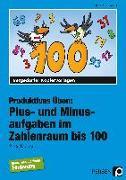 Cover-Bild zu Plus- und Minusaufgaben im Zahlenraum bis 100 von Witzel, Hans-Georg