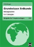 Cover-Bild zu Grundwissen Erdkunde von Dinges, Erik