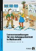 Cover-Bild zu Lernvoraussetzungen für den Anfangsunterricht in Mathematik 1 von Müller, Ellen