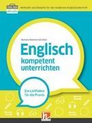Cover-Bild zu Englisch kompetent unterrichten von Rommerskirchen, Barbara