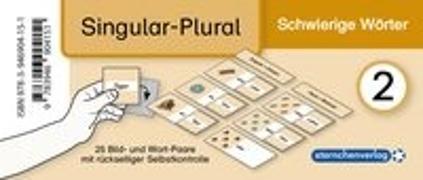 Cover-Bild zu Meine Grammatikdose 2 - Singular-Plural - Schwierige Wörter von Langhans, Katrin