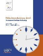 Cover-Bild zu Fehlzeitenreduzierung durch Anwesenheitserhöhung (eBook) von Matyssek, Anne Katrin