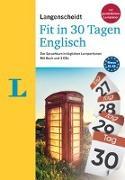 Cover-Bild zu Langenscheidt Fit in 30 Tagen Englisch