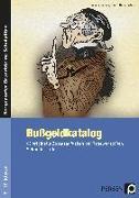 Cover-Bild zu Bußgeldkatalog 5.- 10. Klasse