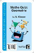 Cover-Bild zu Mathe-Quiz: Geometrie von Eggert, Jens