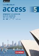 Cover-Bild zu Access, Allgemeine Ausgabe 2014, Abschlussband 5: 9. Schuljahr, Handreichungen für den Unterricht von Ohmsieder, Birgit