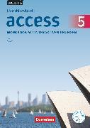 Cover-Bild zu Access, Allgemeine Ausgabe 2014, Abschlussband 5: 9. Schuljahr, Workbook mit interaktiven Übungen auf scook.de, Mit Audios online von Seidl, Jennifer