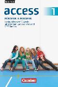 Cover-Bild zu Access, Allgemeine Ausgabe 2014, Band 1: 5. Schuljahr, Fördern & Fordern, Fördermaterialien auf CD-ROM, Inhaltlich identisch mit 033045-4