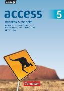 Cover-Bild zu Access, Allgemeine Ausgabe 2014, Band 5: 9. Schuljahr, Fördermaterialien auf CD-ROM