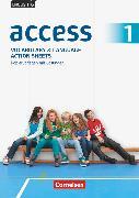 Cover-Bild zu Access, Allgemeine Ausgabe 2014, Band 1: 5. Schuljahr, Vocabulary and Language Action Sheets, Kopiervorlagen mit Lösungen von Eberhard, Dominik