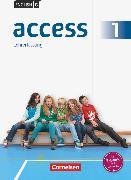Cover-Bild zu Access, Allgemeine Ausgabe 2014, Band 1: 5. Schuljahr, Schülerbuch - Lehrerfassung, Kartoniert von Harger, Laurence