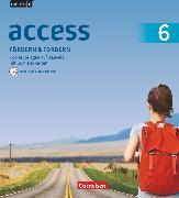 Cover-Bild zu Access, Allgemeine Ausgabe 2014, Band 6: 10. Schuljahr, Fördern & Fordern, Fördermaterialien mit Audio und Lösungen auf CD im Ordner, Kopiervorlagen auf drei Levels und Lernlandkarten