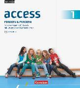 Cover-Bild zu Access, Allgemeine Ausgabe 2014, Band 1: 5. Schuljahr, Fördern & Fordern, Fördermaterialien mit Audio und Lösungen auf CD im Ordner, Kopiervorlagen auf drei Levels und Lernlandkarten