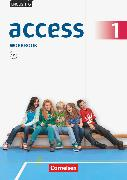 Cover-Bild zu Access, Allgemeine Ausgabe 2014, Band 1: 5. Schuljahr, Workbook mit Audios online und MyBook von Seidl, Jennifer