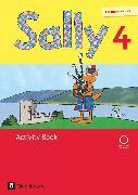 Cover-Bild zu Sally, Englisch ab Klasse 3 - Allgemeine Ausgabe 2014, 4. Schuljahr, Activity Book, Mit Audio-CD und Portfolio-Heft von Bredenbröcker, Martina