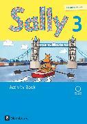 Cover-Bild zu Sally, Englisch ab Klasse 3 - Allgemeine Ausgabe 2014, 3. Schuljahr, Activity Book, Mit Audio-CD und Portfolio-Heft von Bredenbröcker, Martina