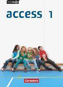 Cover-Bild zu Access, Allgemeine Ausgabe 2014, Band 1: 5. Schuljahr, Schülerbuch, Kartoniert von Harger, Laurence