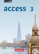 Cover-Bild zu Access, Allgemeine Ausgabe 2014, Band 3: 7. Schuljahr, Schülerbuch, Kartoniert von Harger, Laurence