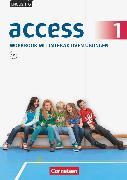 Cover-Bild zu Access, Allgemeine Ausgabe 2014, Band 1: 5. Schuljahr, Workbook mit interaktiven Übungen auf scook.de, Mit Audios online und MyBook von Seidl, Jennifer