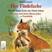 Cover-Bild zu Der Findefuchs. CD von Korschunow, Irina