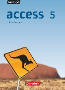 Cover-Bild zu Access, Allgemeine Ausgabe 2014, Band 5: 9. Schuljahr, Schülerbuch - Lehrerfassung, Kartoniert von Harger, Laurence