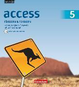 Cover-Bild zu Access, Allgemeine Ausgabe 2014, Band 5: 9. Schuljahr, Fördern & Fordern, Fördermaterialien mit Audio und Lösungen auf CD im Ordner, Kopiervorlagen auf drei Levels und Lernlandkarten