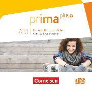Cover-Bild zu Prima plus, Deutsch für Jugendliche, Allgemeine Ausgabe, A1: Band 1, Audio-CD zum Schülerbuch