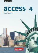 Cover-Bild zu Access, Allgemeine Ausgabe 2014, Band 4: 8. Schuljahr, Schülerbuch - Lehrerfassung, Kartoniert von Harger, Laurence