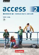 Cover-Bild zu Access, Allgemeine Ausgabe 2014, Band 2: 6. Schuljahr, Workbook mit interaktiven Übungen auf scook.de - Lehrerfassung, Mit Audio-CD von Seidl, Jennifer