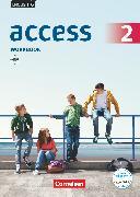 Cover-Bild zu Access, Allgemeine Ausgabe 2014, Band 2: 6. Schuljahr, Workbook mit Audios online von Seidl, Jennifer