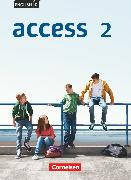 Cover-Bild zu Access, Allgemeine Ausgabe 2014, Band 2: 6. Schuljahr, Schülerbuch, Kartoniert von Harger, Laurence