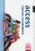 Cover-Bild zu Access, Allgemeine Ausgabe 2014, Band 1: 5. Schuljahr, Vokabeltaschenbuch von Tröger, Uwe
