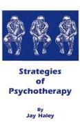 Cover-Bild zu Haley, Jay: Strategies of Psychotherapy