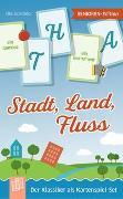 Cover-Bild zu Stadt, Land, Fluss - Senioren-Edition von Schröder, Ute