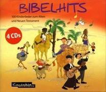 Cover-Bild zu Bibelhits. 4 CDs von Bücken, Eckart (Hrsg.)