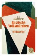 Cover-Bild zu Russische Volksmärchen von Afanasjew, A.N.