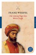 Cover-Bild zu Die vierzig Tage des Musa Dagh von Werfel, Franz