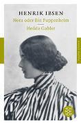 Cover-Bild zu Nora oder Ein Puppenheim / Hedda Gabler von Ibsen, Henrik