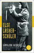 Cover-Bild zu Sämtliche Gedichte von Lasker-Schüler, Else