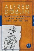 Cover-Bild zu Babylonische Wandrung oder Hochmut kommt vor dem Fall (eBook) von Döblin, Alfred