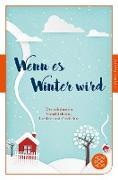 Cover-Bild zu Wenn es Winter wird (eBook) von Gommel-Baharov, Julia (Hrsg.)